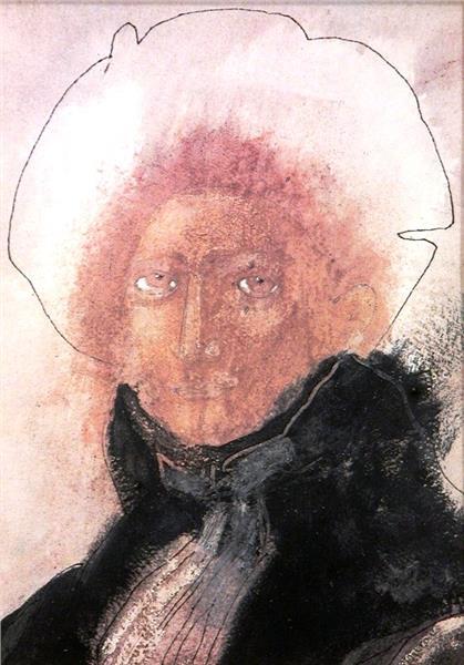 His Nibs Painting By Dan Sayles
