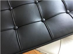 barcelona pavilion chair replacement cushions