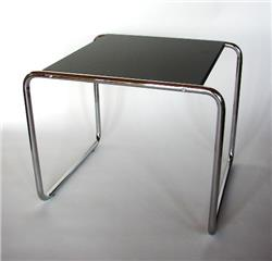 Laccio Square Side Table designed by Breuer