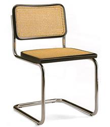 Marcel Breuer Cesca side chair (cane)