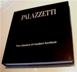 palazzetti the classics of modern furniture book
