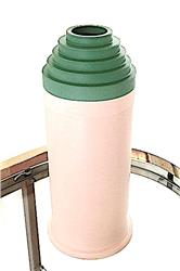 vase green white by ettore sottsass IN STOCK