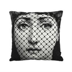 Fornasetti Pillow cushion Burlesque in STOCK free shipping
