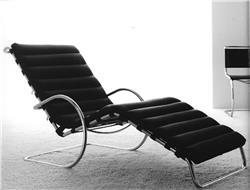 Mies van der rohe adjustable chaise