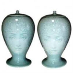 fornasetti vase avio FLORA SOLD OUT