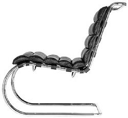 Mies van der rohe lounge chair