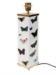 BUTTERFLIES LAMP SQUARE