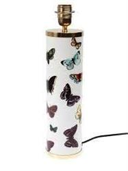 BUTTERFLIES LAMP round