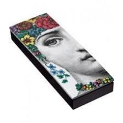 FORNASETTI FLORA LID WOODEN BOX INCENSE