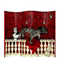 Fornasetti DON GIOVANNI curved screen color