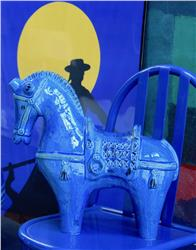 aldo londi large Cavallo Horse figure in STOCK
