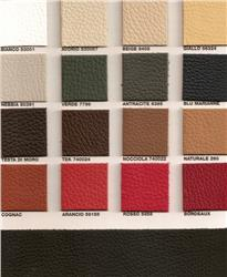 FRANK SOFAS leather colors selection