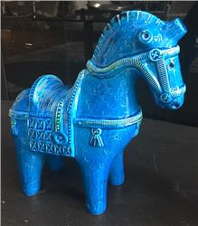 aldo londi Cavallo Horse figure in STOCK